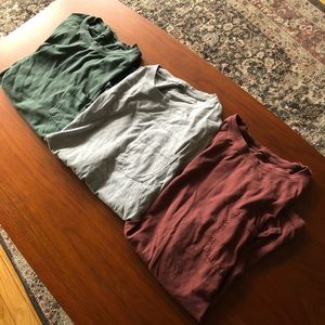 Urban Outfitters 3 pocket t-shirts